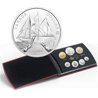 2021 100th Anniversary of the Bluenose - Special Edition Silver Dollar Set