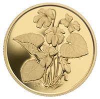 $350 2007 Gold Coin - Purple Violet