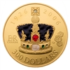 2006 $300 Gold Coin - 80th Birthday of the Queen