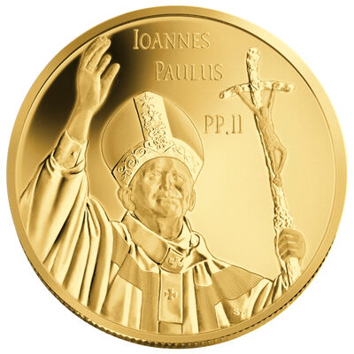 2005 $75 Pope John Paul II Visit to Canada