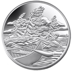 $20 2006 National Parks Series - Georgian Bay Islands National Park (Ontario) - Fine Silver