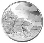 $20 2005 Silver Coin - Mingan Archipelago National Park Reserve of Canada