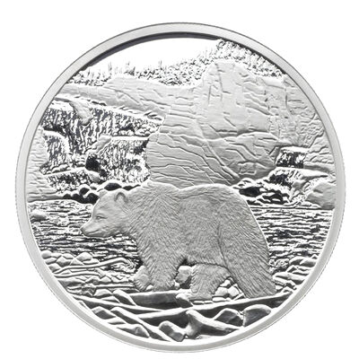 $20 2006 Silver Coin - Nahanni National Park Reserve of Canada