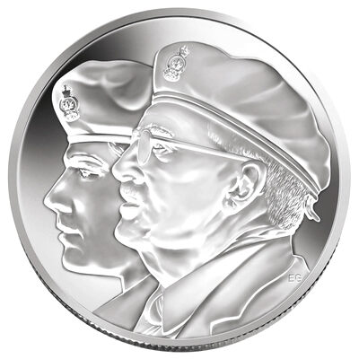 $10 2005 Silver Coin - Year of the Veteran