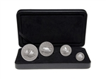 2004 Fine Silver Coin Set - Arctic Fox (Discounted)
