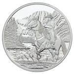 $20 2006 Silver Coin - Jasper National Park