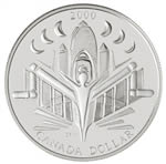 $1 2000 Proof Silver Coin - Voyage of Discovery