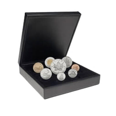 2001 Premium Edition Proof Set - Standard Maple Leaf (Discounted)