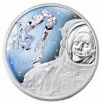 $30 2006 Silver Coin - Fifth Anniversary of Canadarm