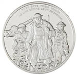 $30 2006 Silver Coin - National War Memorial