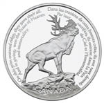 $30 2006 Silver Coin - Beaumont-Hamel Newfoundland Memorial
