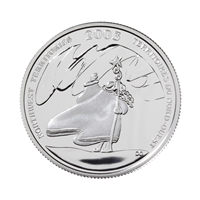 2003 50c Canadian Festivals: The Great Northern Arts Festival (Northwest Territories) - Sterling Silver Coin