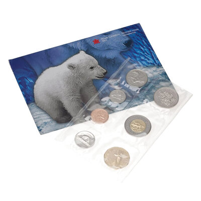 2000 Brilliant Uncirculated Coin Set - Path of Knowledge Commemorative - Nickel/Bronze
