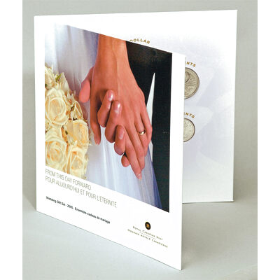 2005 Wedding Gift Set
