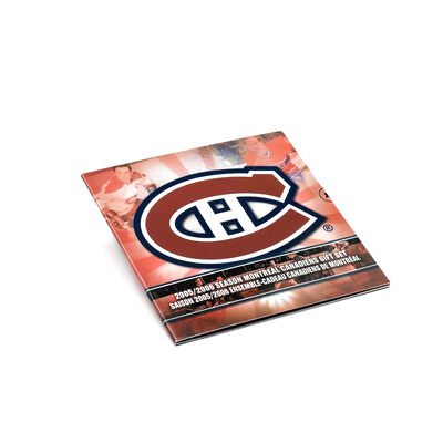2006 Montreal Canadiens Gift Set - Standard 6 Coloured Coins