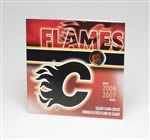 2007 Calgary Flames Commemorative Coin Set with Colourised Quarter