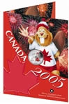 25c 2005 Canada Day