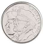 25c 2005 Coin - Year of the Veteran