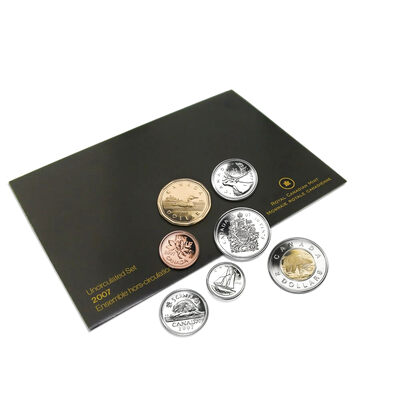2007 Uncirculated Set