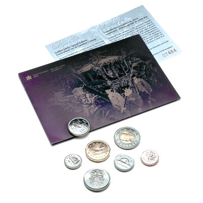 2002 Special Edition Uncirculated Set