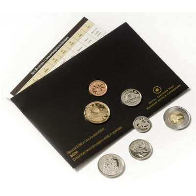 2006 Special Edition Uncirculated Set