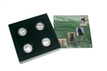 50c 1997 Silver Coin Set - Canada's Best Friends Series