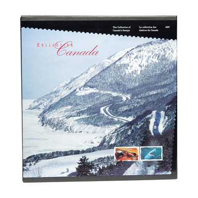 1997 Canada Post Annual Collection of Canada's Stamps