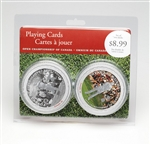 Open Championship of Canada - Set of Two Decks of Playing Cards
