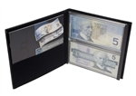 2001 'Lasting Impressions' $5 Matched Serial Number Set