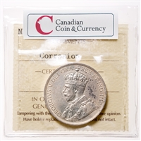 NFLD  50 cent 1917C  ICCS MS-60