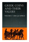 Greek Coins and Their Values Volume 2 - Asia and Africa