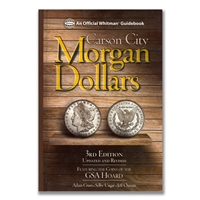 Carson City Morgan Dollars 3rd Ed.