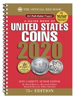 A Guide Book of United States Coins, 2020