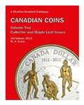Canadian Coins Volume 2 - Collector and Maple Leaf Issues - 3rd Edition 2012