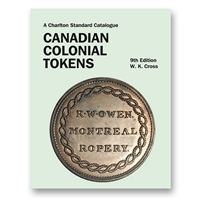 Charlton Standard Catalogue - Cdn.Colonial Tokens