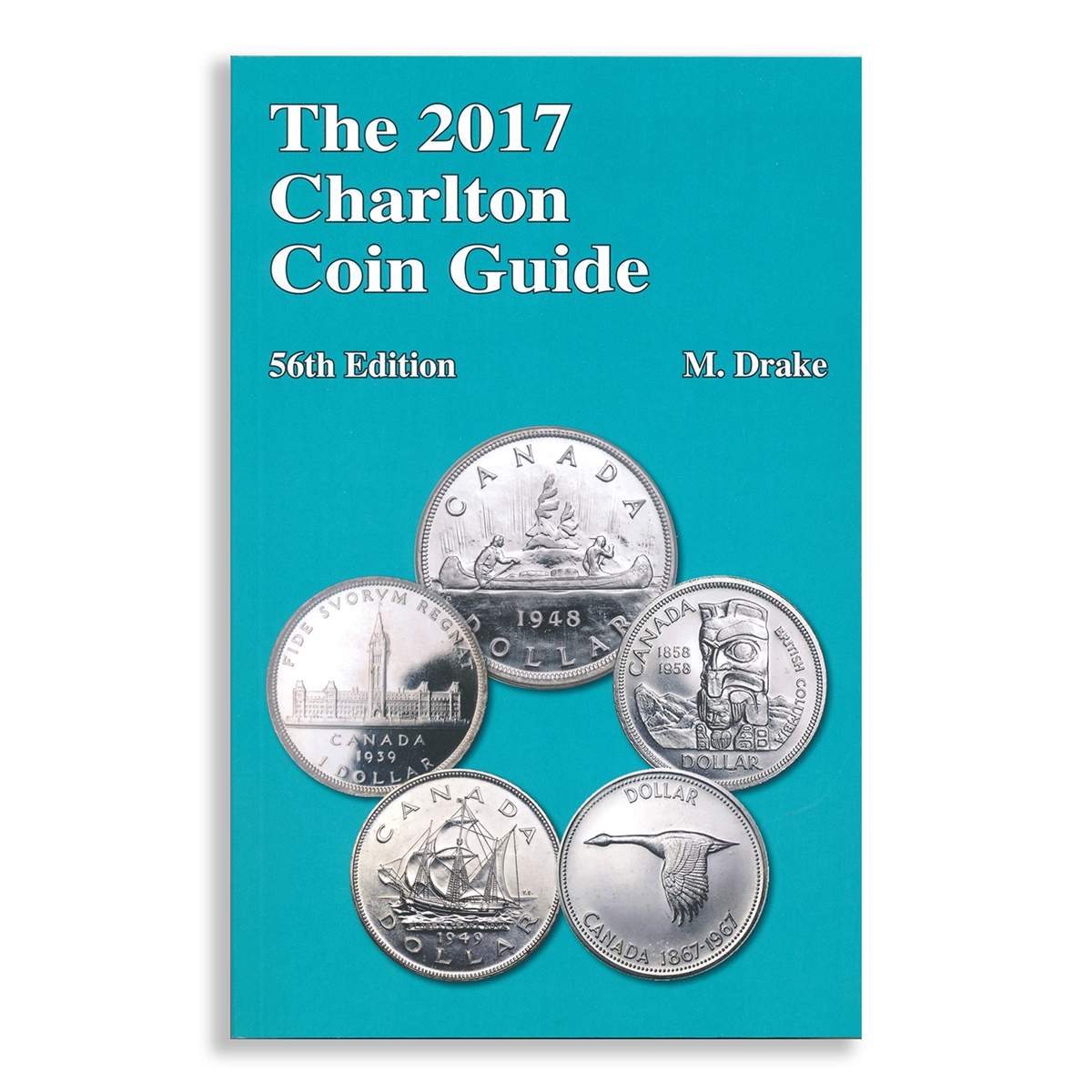 The 2017 Charlton Coin Guide, 56th Edition