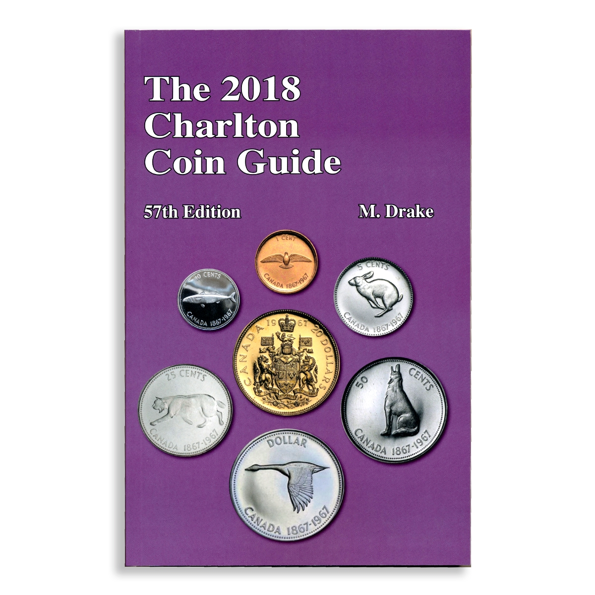 The 2018 Charlton Coin Guide, 57th Edition