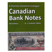 Canadian Bank Notes - 9th Edition