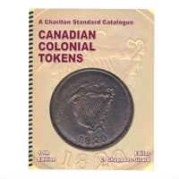 Canadian Colonial Tokens - 10th Edition