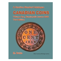 Canadian Coins Volume One - Numismatic Issues - 73rd Edition, 2020