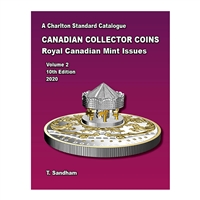 Canadian Collector Coins Volume Two - Royal Canadian Mint Issues - 10th Edition, 2020