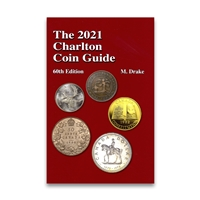 The 2021 Charlton Coin Guide, 60th Edition