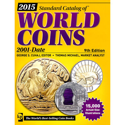 2015 World Coins 2001-Date 9th Ed.