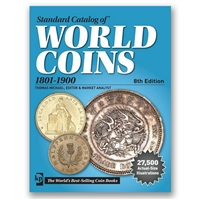 Standard Catalog of World Coins 1801-1900 8th Ed.