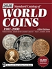 Standard Catalog of World Coins 1901-2000 (2018), 45th Ed.