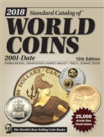 Standard Catalog of World Coins 2001-Date (2018), 12th Ed.
