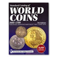 Standard Catalog of World Coins 17th Century, 1601-1700, 7th Edition
