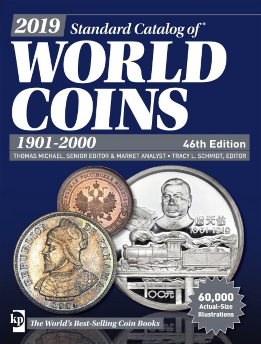 Standard Catalog Of World Coins 1901 2000 2019 46th Ed Reference Books