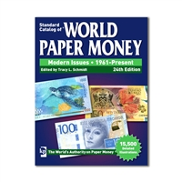 World Paper Money Modern Issues | 1961-Present, 24th Ed.