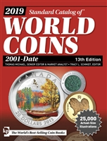 Standard Catalog of World Coins 2001-Date (2019), 13th Ed.